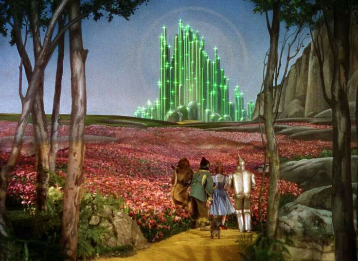 emerald city for pinterest - photo #25