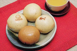 "MIMI'S RECIPES: ""Manju"" Traditional Steamed Cake (Japan)"