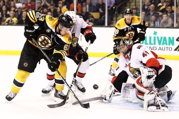 Boston Bruins vs. Ottawa Senators, Playoffs Game 1 Odds, NHL Hockey Sports Betting, Picks and Prediction