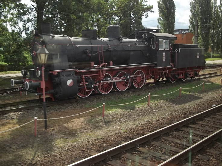 2011-Poznan- Old train