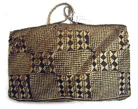Kete from Waiuku, acquired by the Auckland Museum about 1897
