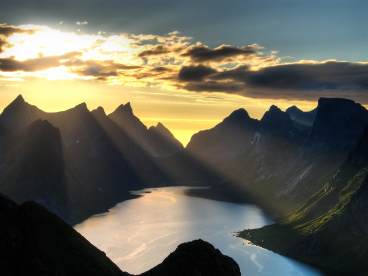 Best NORUEGA Images On Pinterest Places Norway Travel And - Vesteralen norway map