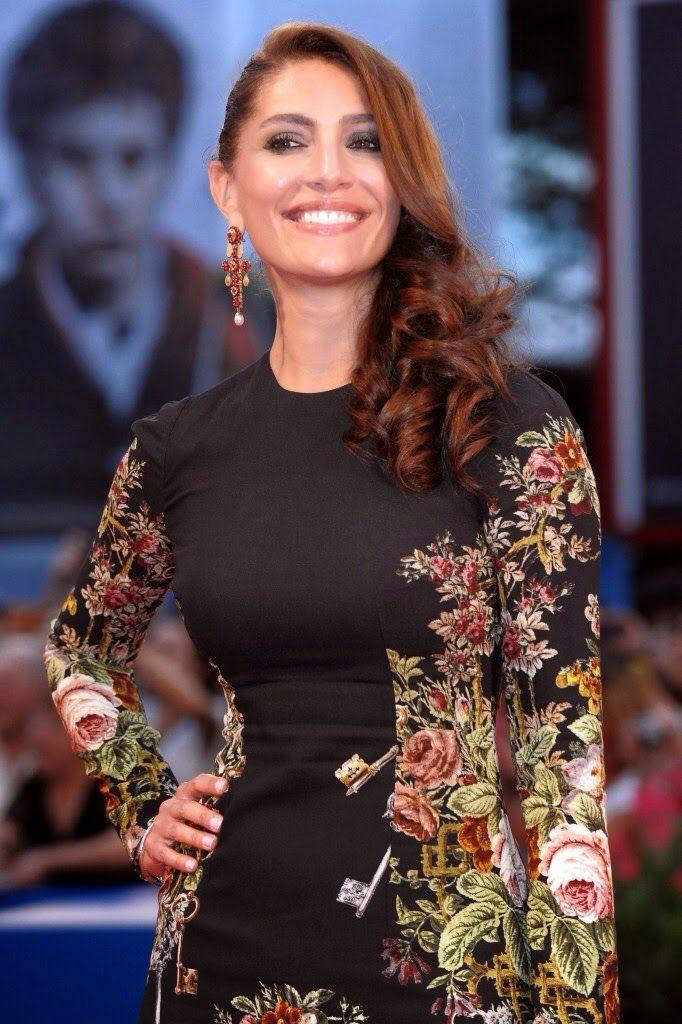 Caterina Murino (foto Splash News)