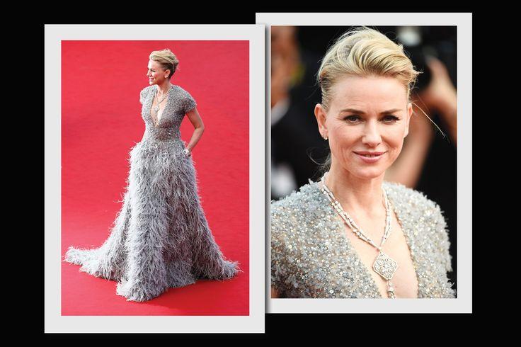 Foco no pescoço: os colares mais valiosos do tapete vermelho de Cannes - Vogue   Moda