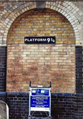 A Muggle's View Of Harry Potter's London – Harry Potter Travel Series 3