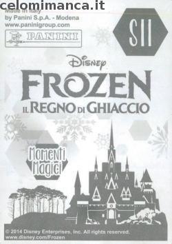 Frozen 2 - Momenti Magici: Retro Figurina n. S11