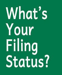 Filing Status, help, ideas, taxes, 2014, 2013, single, head of household, married, married filing separate, married filing jointly, kids, family, refund, money, tips, IRS.
