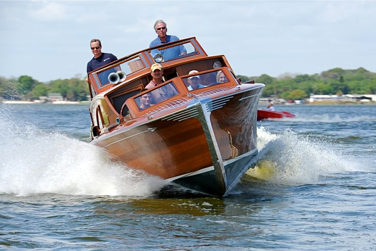 Just because you have a large fancy boat does not mean you can't have fun with it