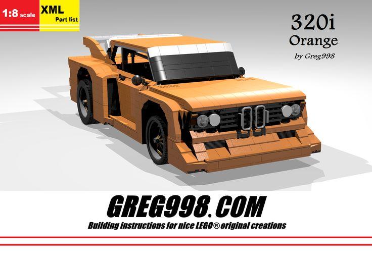 320i Orange by Greg998