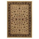 Found it at Temple & Webster - New York Cream Traditional Rug