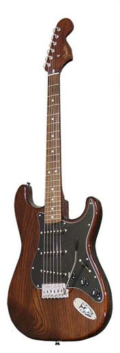 Fender Japan FSR 71 Strat RW Ash Walnut