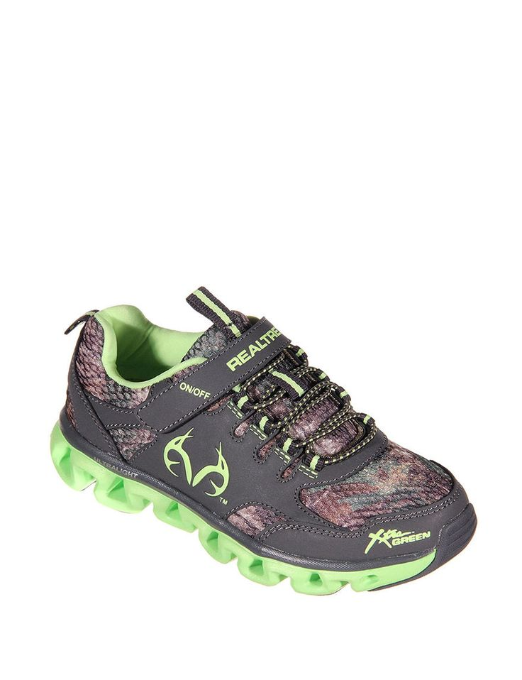 Realtree® Roadrunner Athletic Shoes – Boys 12-4 | Stage Stores