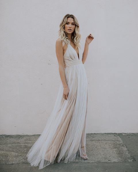 beba9c4a774 PREORDER - Karmen Maxi Dress - White