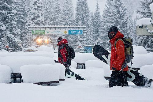 #Snow #ski #winteriscoming