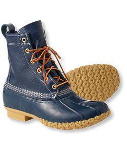 """#LLBean: Women's Bean Boots by L.L.Bean®, 8"""" Thinsulate"""