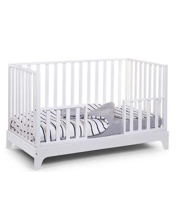Gitterbett COT BED REF 17 (70x140) in weiß von Childwood ✔ Kurze Lieferzeit ✔ Gleich bei tausendkind kaufen!