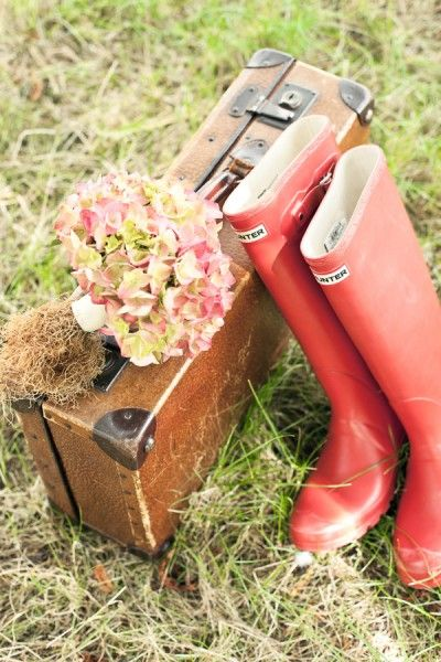 What would your essential festival item be? Ours has to be the Hunter wellies. Perfect all year round and endure that festival mud! #Festival #Summer #Practical