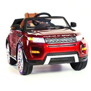 RiVer-AuTo A111AA VIP, детский  — 19950р. ---------------------- Электромобиль River-Auto A111AA VIP, детский. Для детей от 1 до 8 лет. Напряжение - 12 вольт. Максимальная нагрузка до 30 кг.  Кожаное сиденье  с возможностью передвижения вперед-назад, ремни безопасности. Светящиеся колеса. Индивидуальный пульт дистанционного управления. Звуковые и световые эффекты, сигнал, свет задних и передних фар, музыкальный руль. Открываются двери. Скорость: 4-6 км/ч. Возможность перемещения по принципу…