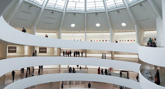 Solomon R. Guggenheim Museum, New York   Trivium Art History
