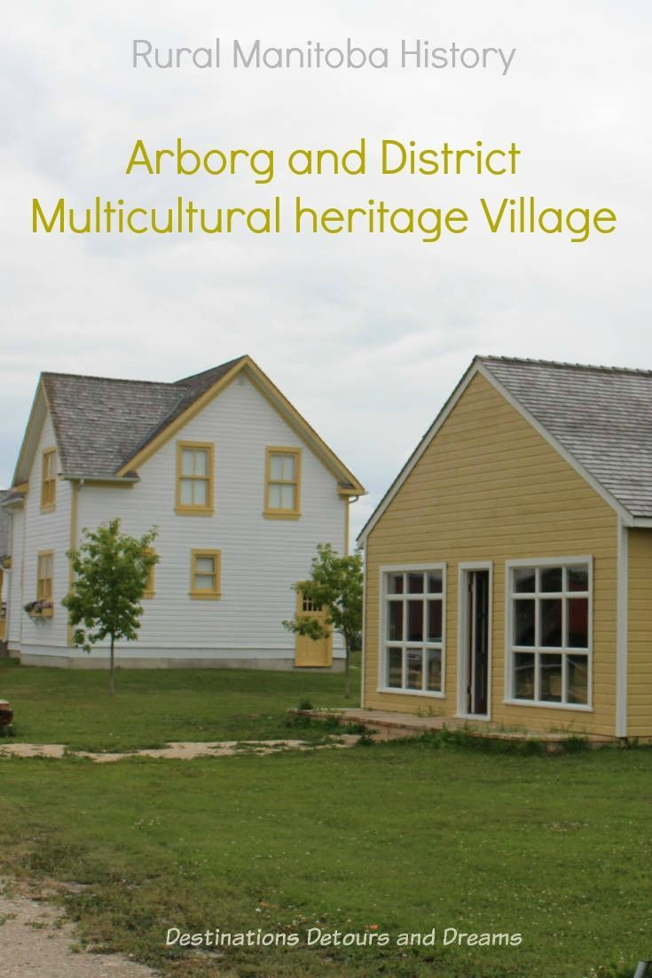 Rural Manitoba History at Arborg and District Mult…