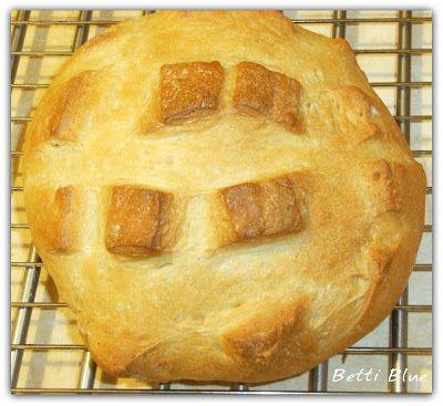 Kuchnia Betti: Chleb włoski