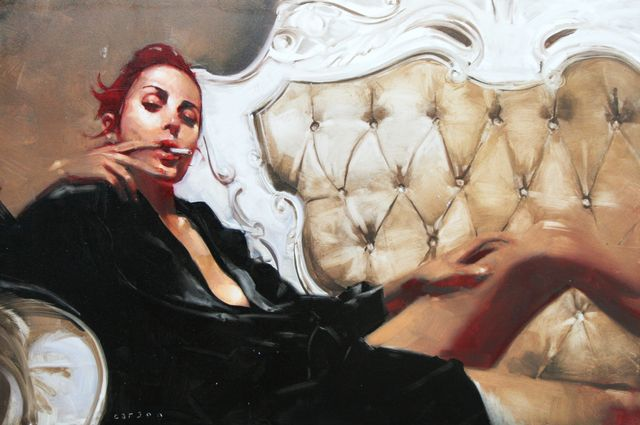 The Pulp Fiction of Michael Carson