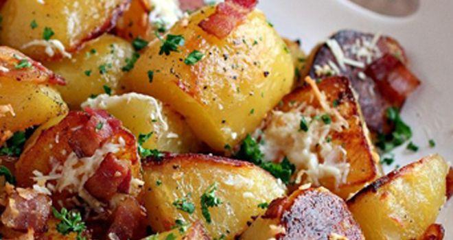 Prepara unas ricas papas horneadas en casa. Esta receta es ideal para dejar de preparar papas fritas y optar por algo más saludable. ¡Este platillo te va a encantar!