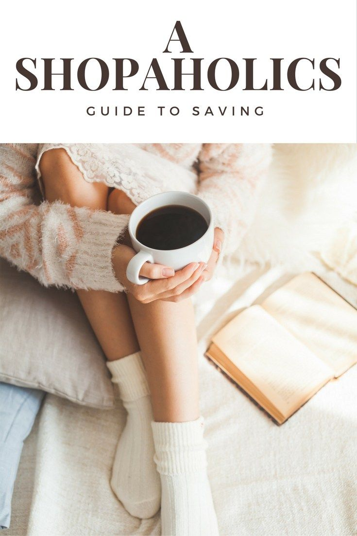 a shopaholics guide to saving