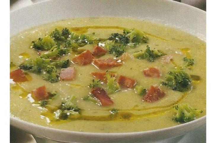 Sopa Cremosa de Brócolos | Receitas Para Todos os Gostos