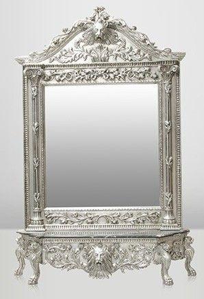 25+ best ideas about barock spiegel on pinterest | barock tisch
