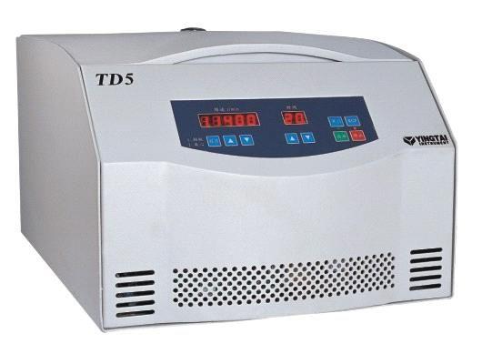 Table-Top Multiple-Pipe Centrifuge (TD5) (TD5) - China medical centrifuge