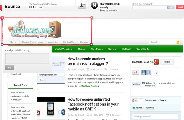Best and Fast way to share and capture screenshots of webpages online