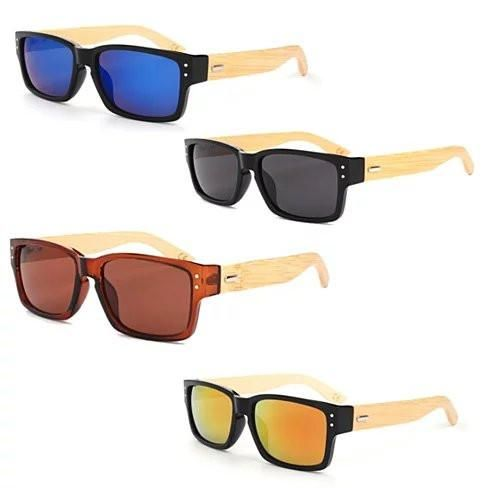 WANDERLUST SUNGLASSES ECO Friendly Made from Bamboo Wood And Recycled Plastic Material    #Fashion