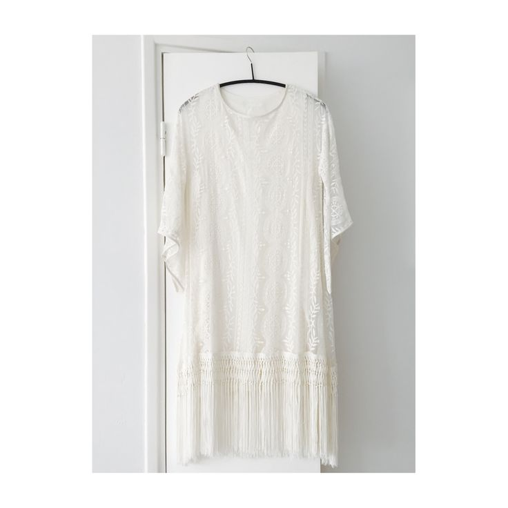 Hippie dress for hot summer nights from Greece