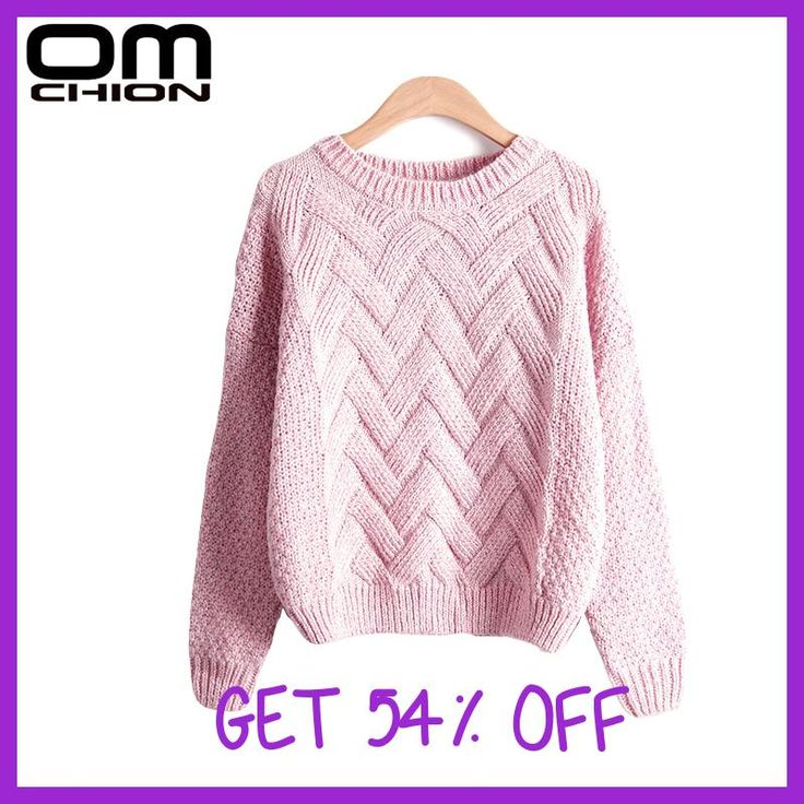 Pull Femme 2016 Autumn Winter Women Sweaters And Pullovers Plaid Thick Knitting Mohair Sweater Female Loose Variegated LMY12