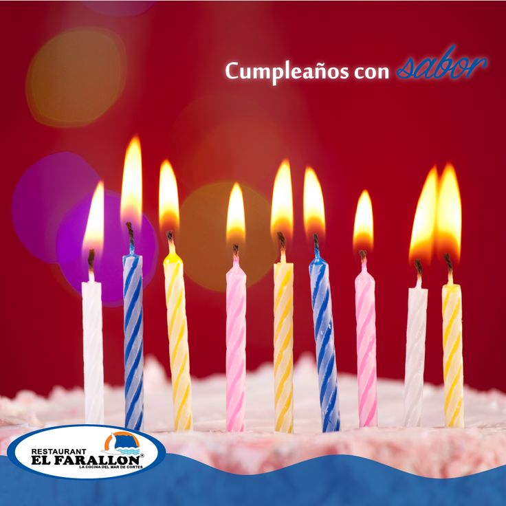 17 best Celebra tu Cumpleaños en el Farallon images on Pinterest - heimat k che bar