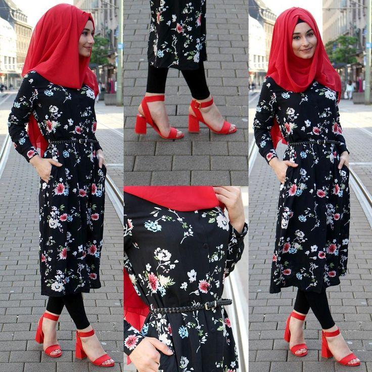 pin auf hijab stile