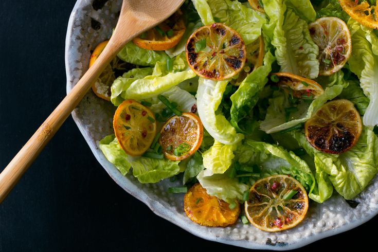 Lydia Glenn-Murray's Candied Citrus Salad | SALAD for President