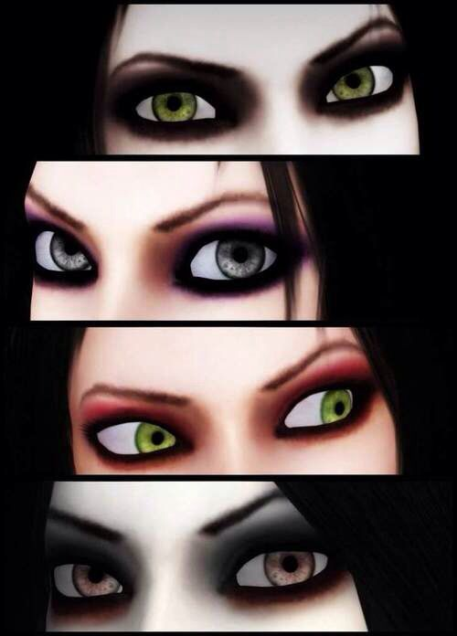 Alice madness returns ~ Just Goes to show you, Your Makeup artist is really Alice >.<