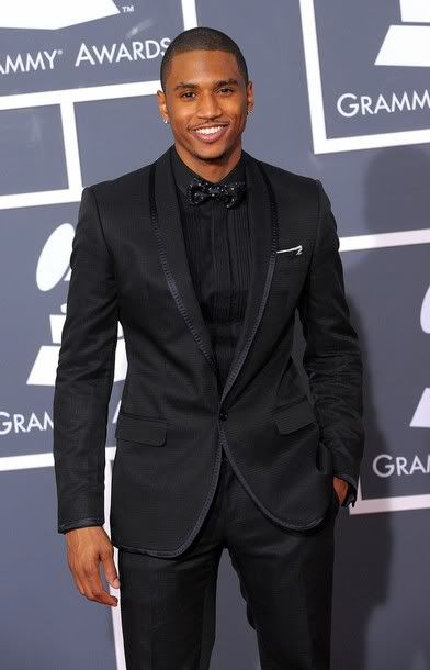 Trey Songz..... just recently got to see him in person and he is soo humble & he loves his fans!