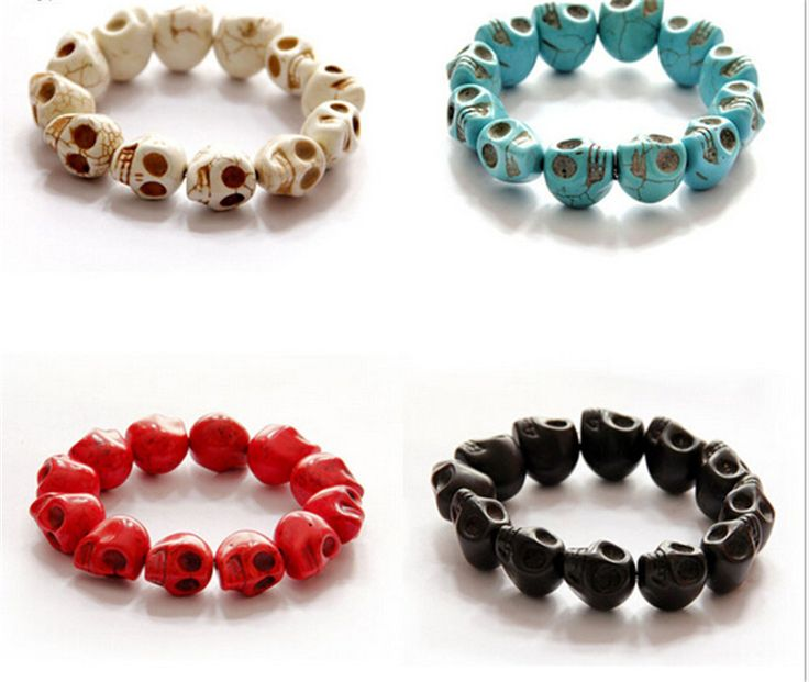 Find More Chain & Link Bracelets Information about 2017 Zenper Natural Stone Skull Bracelets & Bangles diiy stone Elastic Women Bracelets Men Jewelry Accessories pulsera,High Quality accessories chevy,China jewelry made of hair Suppliers, Cheap accessories toyota land cruiser from Yiwu zenper accessories crafts co.,ltd  on Aliexpress.com