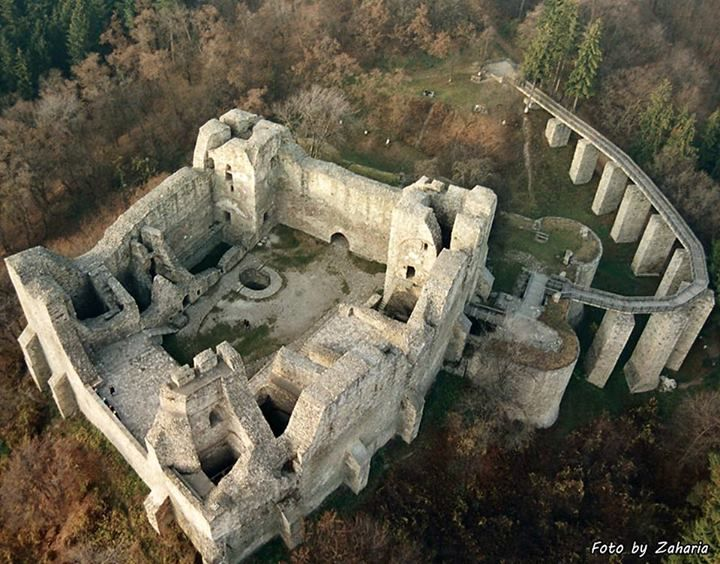 Cetatea Neamț, fortăreața de necucerit a Moldovei