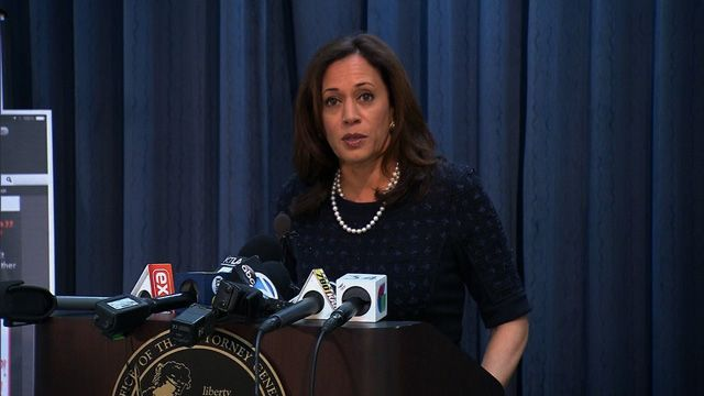 An aide to California Attorney General and Democratic Senate candidate Kamala Harris was arrested late last week on charges of impersonating a police officer after playing a top role in establishing a fake police department.