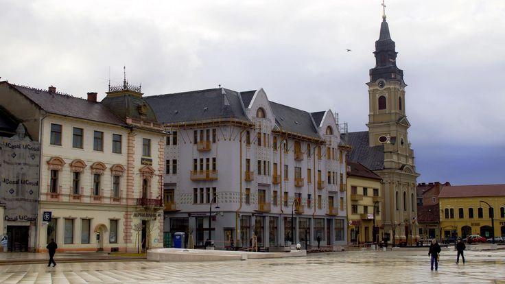 Arhitectura Art Nouveau a clădirilor din Oradea