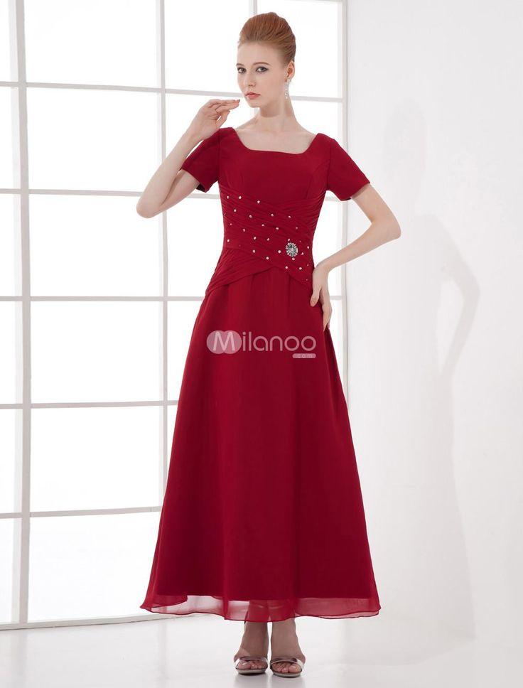 Rose Taft Mother of the Bride Dresses Short – Fashion dresses