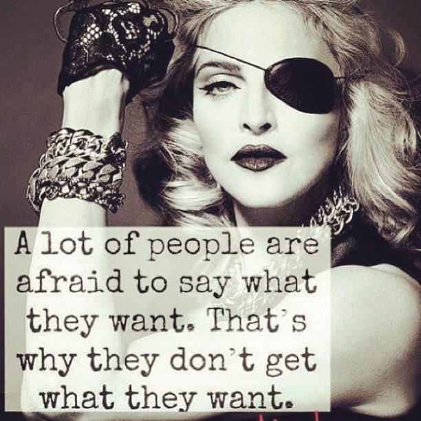 Madonna Inspirational Quotes: 1000+ Images About Madonna On Pinterest