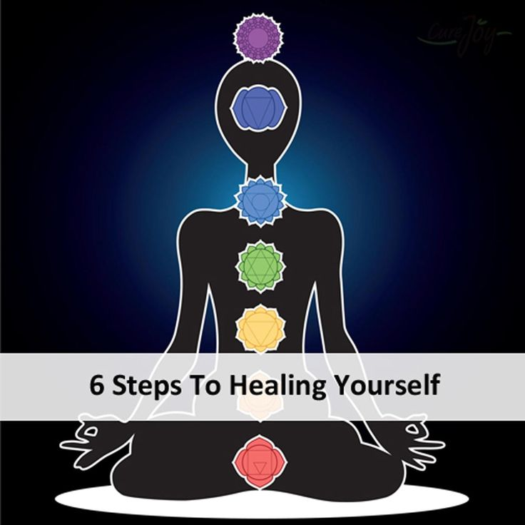 6 Steps To Healing Yourself and 99 more articles on health.