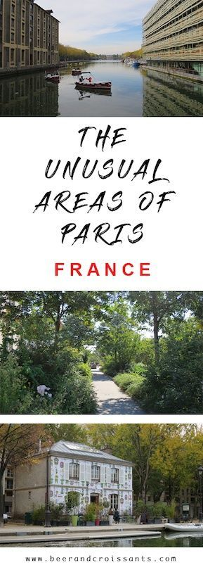 Must see list of unusual things to do in Paris. If you are looking to go off the beaten path, this is a great list of areas to check out. For the full story, click this pin. Things to do in Paris | Unusual things to do in Paris | Things to do in Paris France | Top things to do in Paris | Places you'd never think of in Paris | #Paris #France #unusual