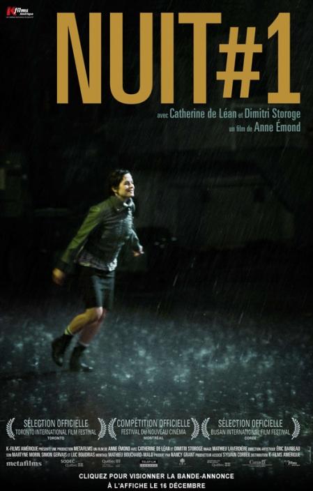 NUIT #1 d'Anne Émond (2011)