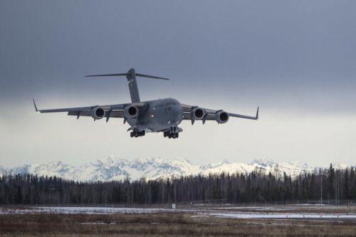 Air Force / C-17 Globemaster III / Photography / 2016